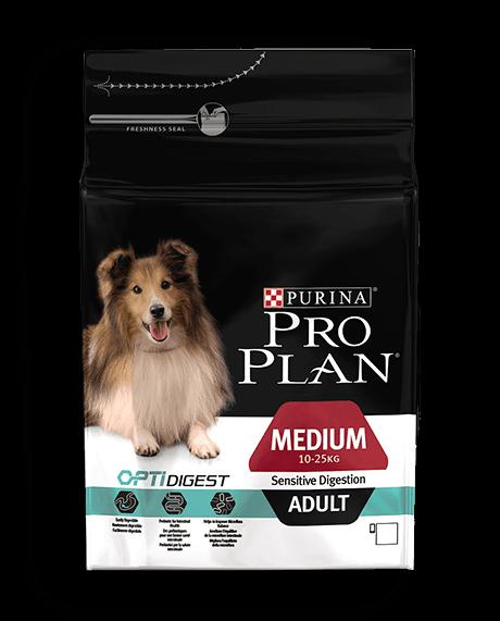 GLUB CLUB Purina Dog Food Buy 5 x 3Kg Bags Get 6th bag Free - Opti Digest Adult