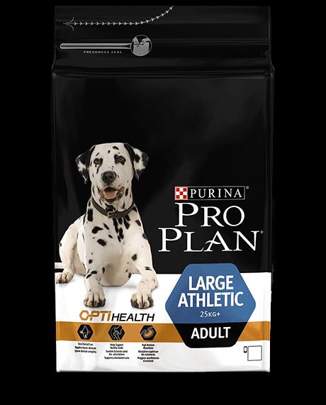PURINA® PRO PLAN® DOG Large Athletic Adult with OPTIHEALTH™ - 14Kg