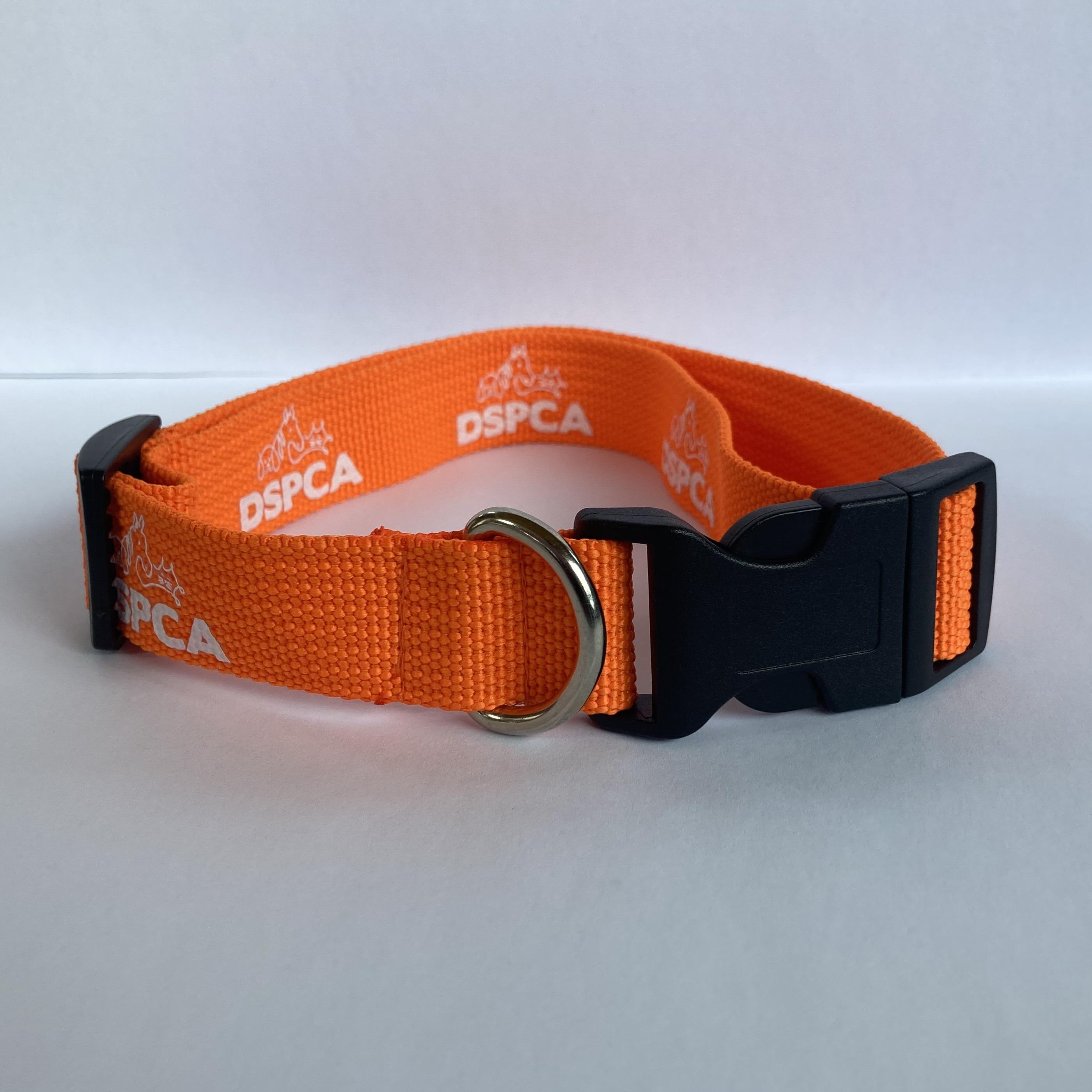 DSPCA Adjustable Dog Collar