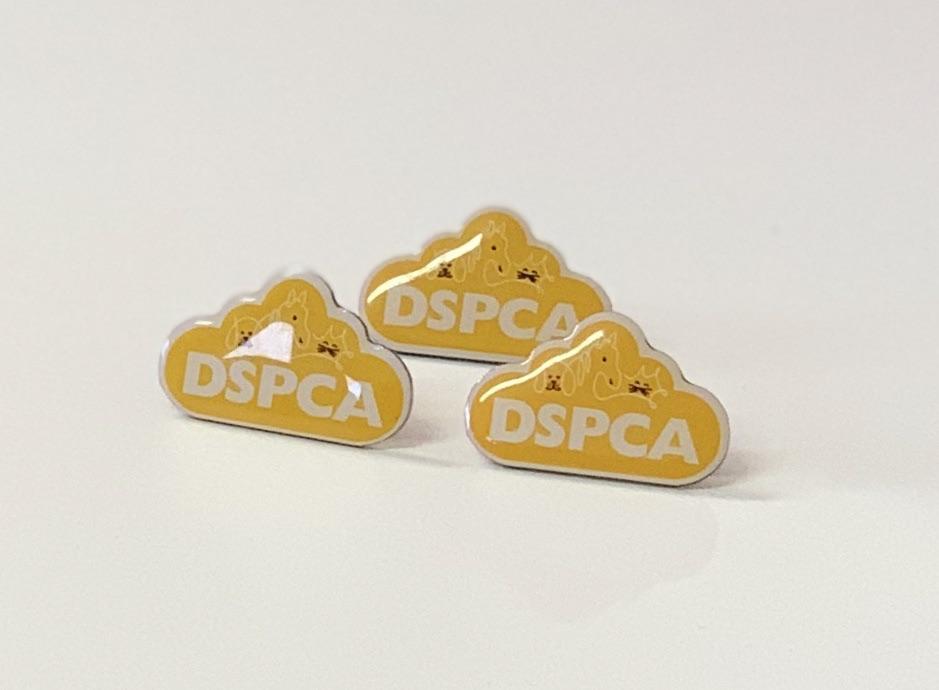 DSPCA Badge