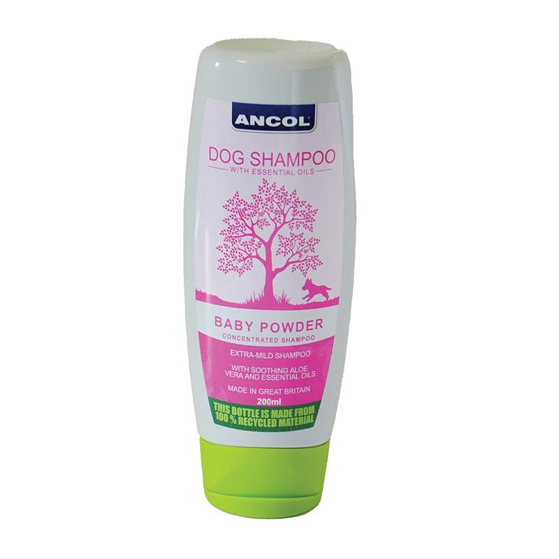 Ancol Dog Shampoo Baby Powder