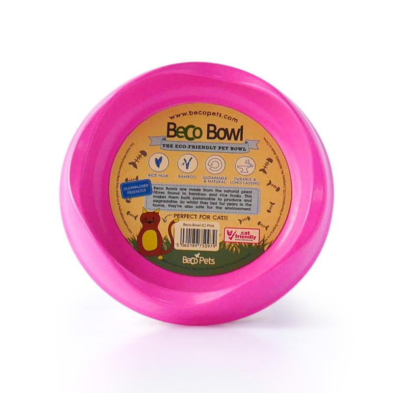 Eco Friendly Beco Cat Bowl