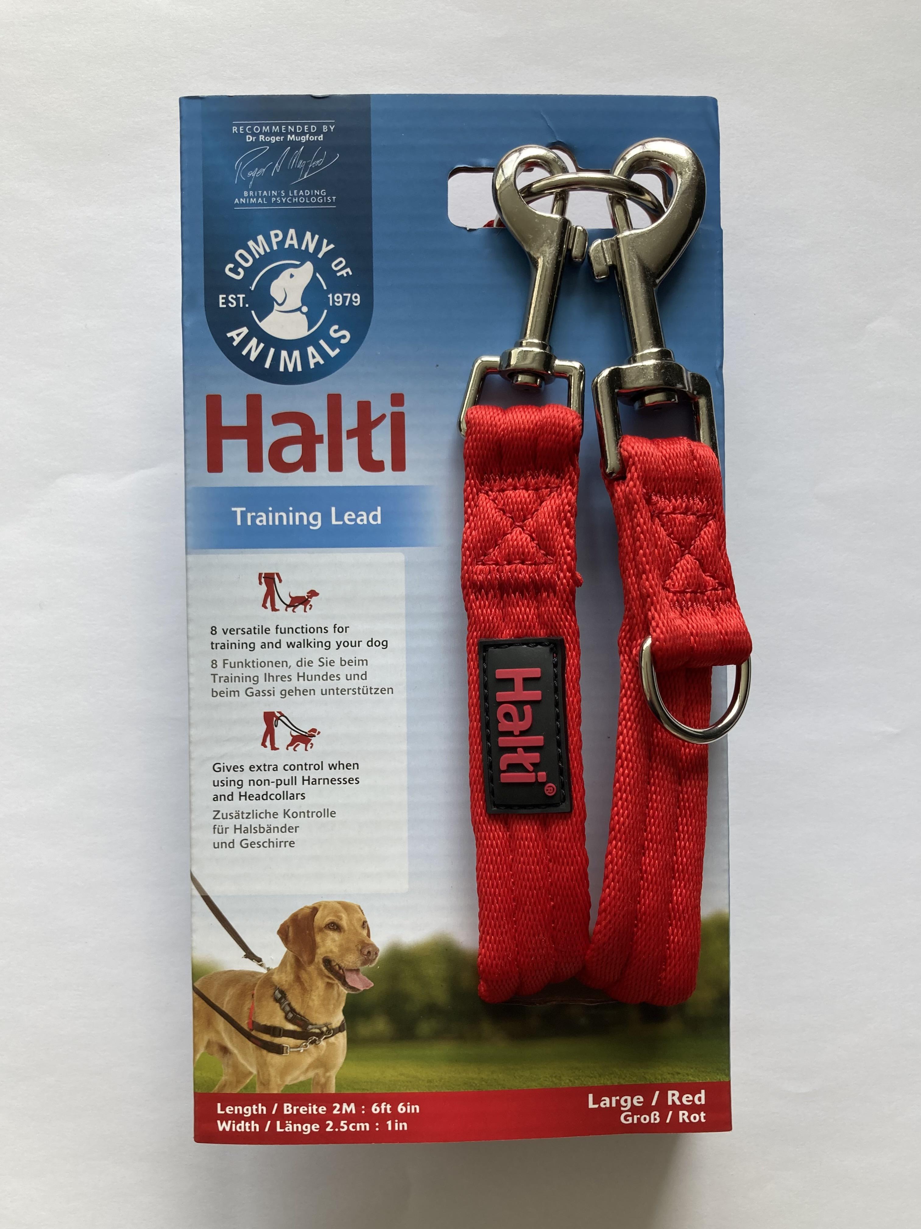 Halti Training Lead - Large