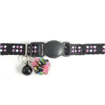 Ancol Luxury Kitten Collar Black