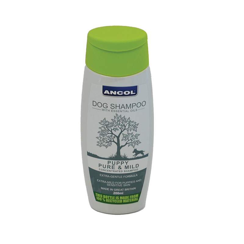 Ancol Puppy Shampoo Pure and Mild