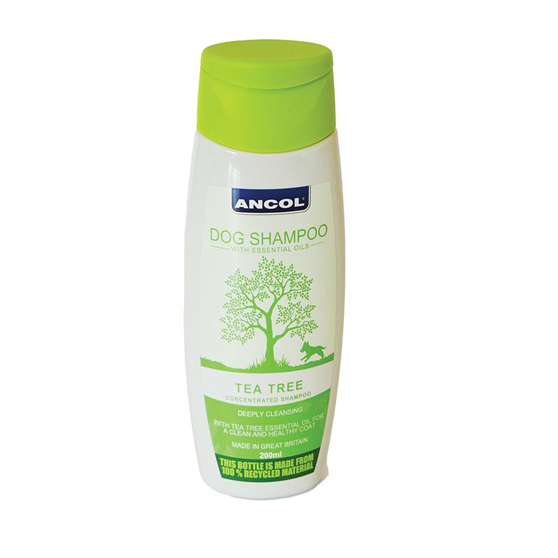 Ancol Dog Shampoo Tea Tree