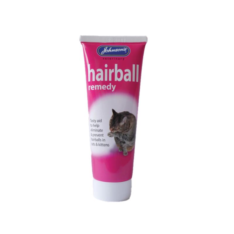 Cat Hairball Remedy