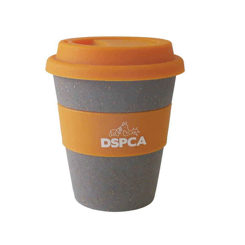DSPCA Bamboo Travel Cup