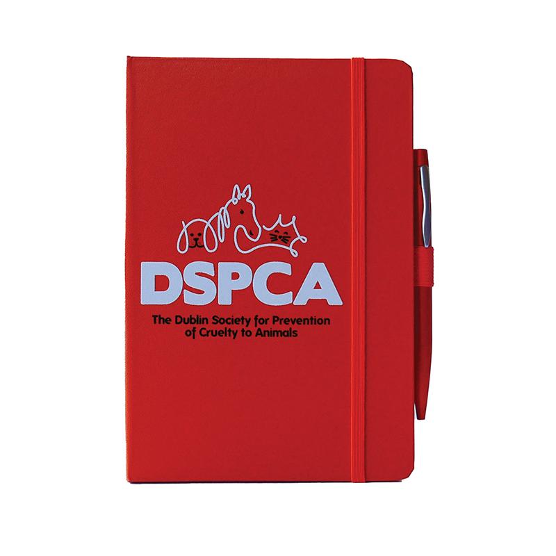 DSPCA Notebook & Pen