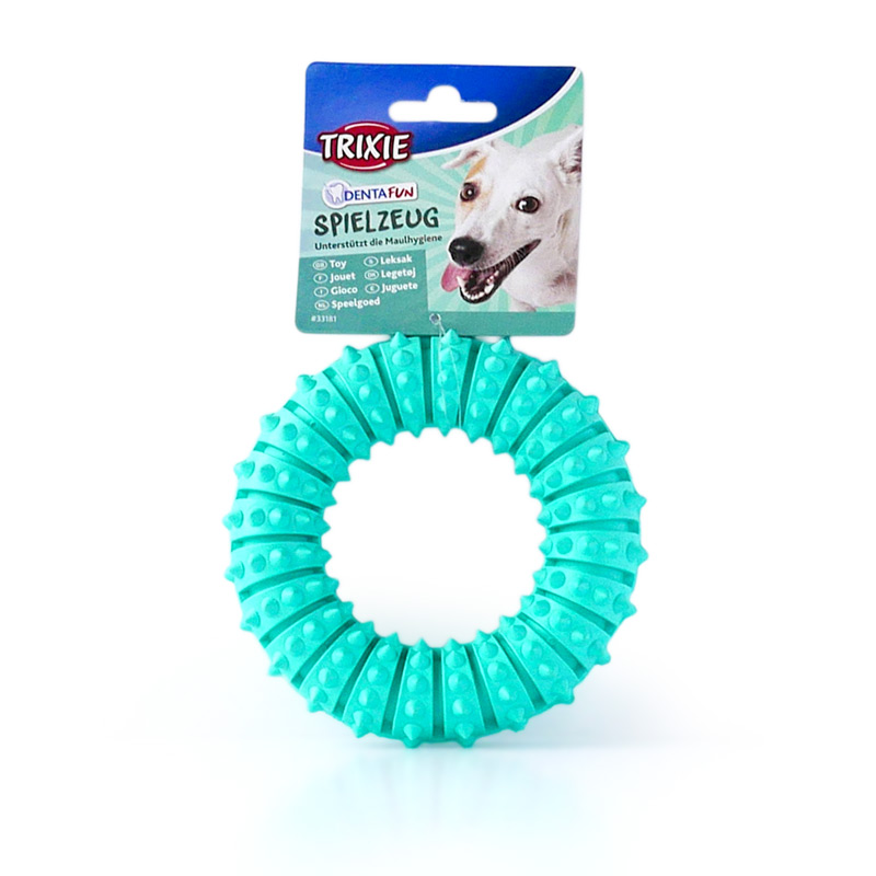Fun Ring for Chewing & Dental Care