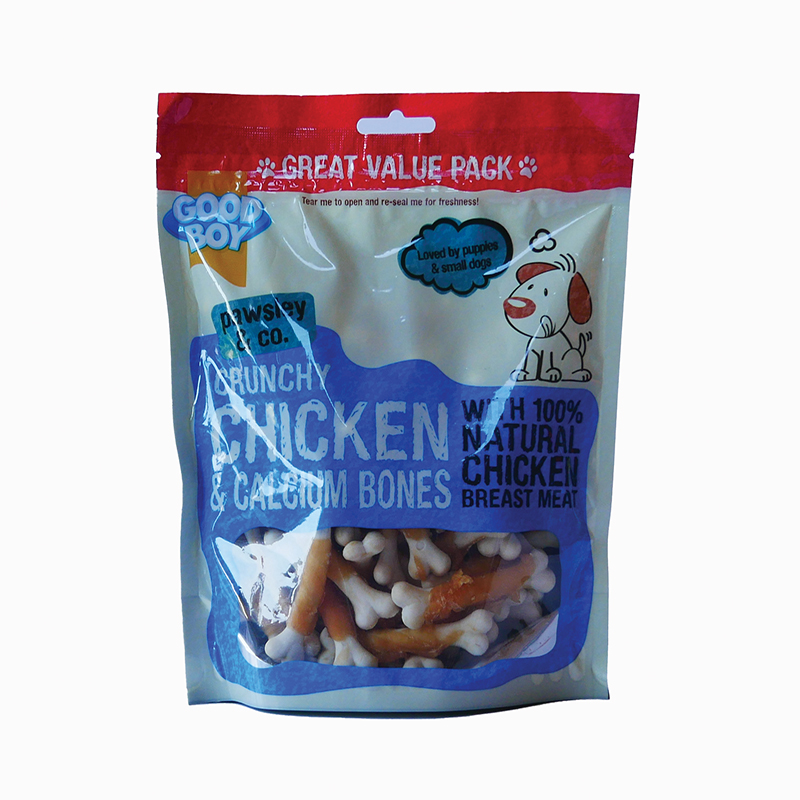 Pawsley & Co. Good Boy Crunchy Chicken Calcium Bones