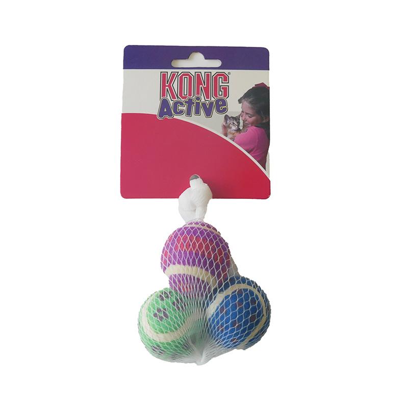 Kong Cat Balls 3Pack