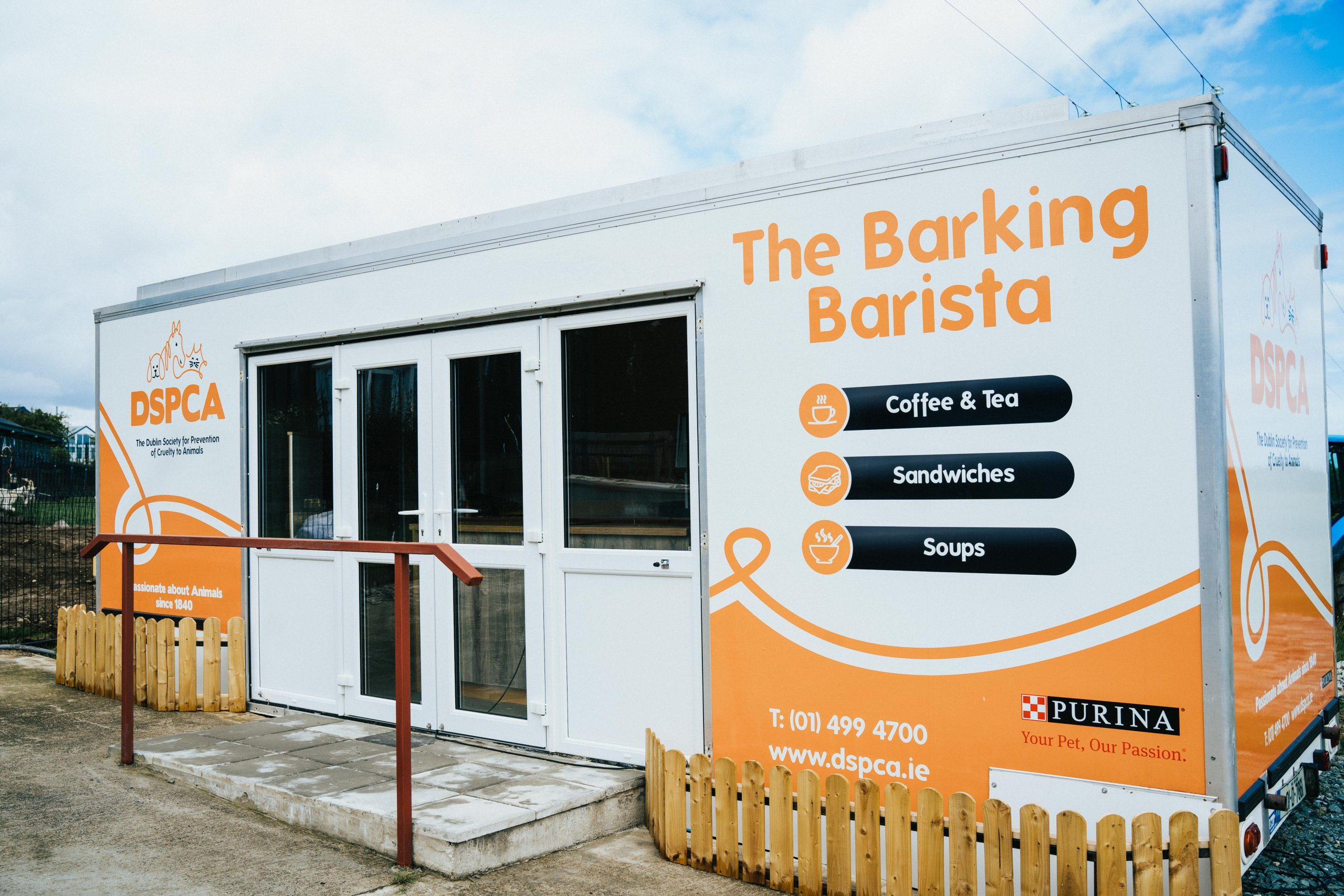 Barking Barista Coffee Shop