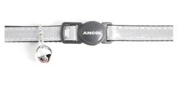 Ancol Silver Reflective Cat Collar
