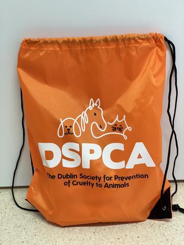 DSPCA Drawstring Bag